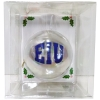 ORNAMENT EIU GLASS BULB