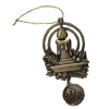 ORNAMENT CANDLE BRASS