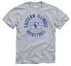 EIU PL BASKETBALL TEE GRAY