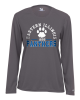 Women's Eastern Illinois Panthers LS Tee - Grey