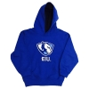 EIU Panther Logo Royal Hoodie - Youth