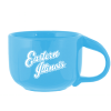 Country Side Café Mug EI - Blue