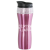 Tiffany Travel EI Bottle - Pink