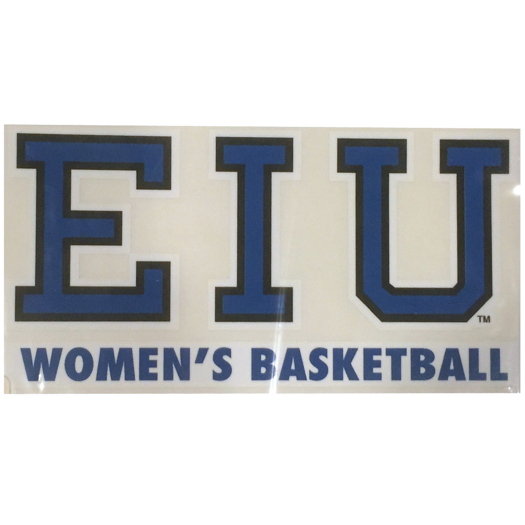 Image For DECAL WMNS BSKTBLL EIU