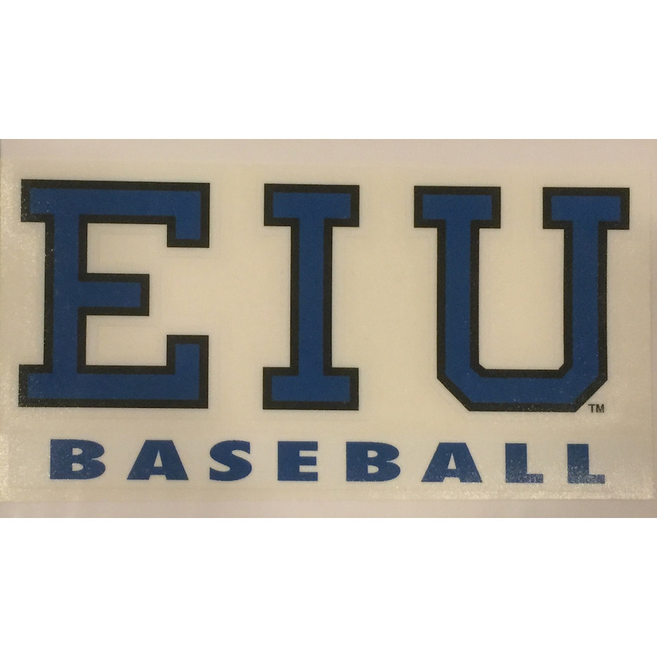 Image For DECAL BASEBALL