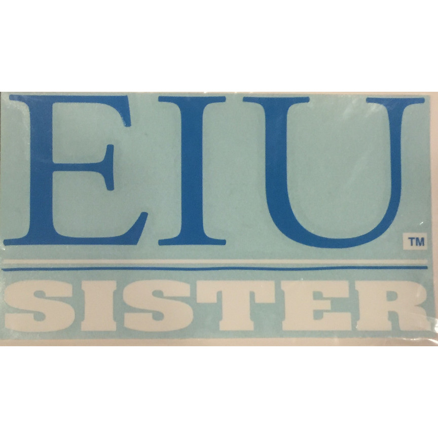 Image For DECAL EIU SISTER