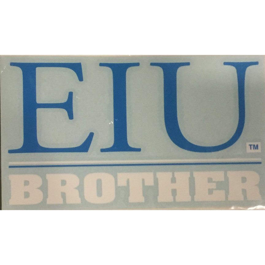 Image For DECAL EIU BROTHER