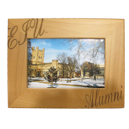 Image For FRAME ALUM EIU 4X6 WOOD