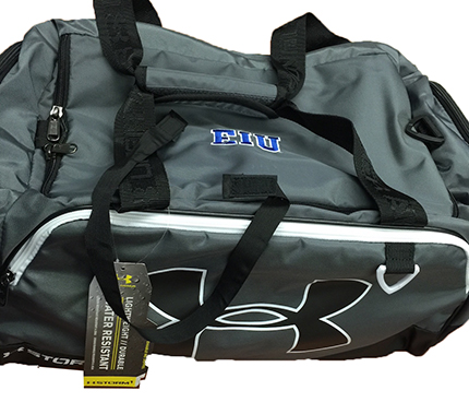 Image For Under Armour  DUFFEL EIU GRY