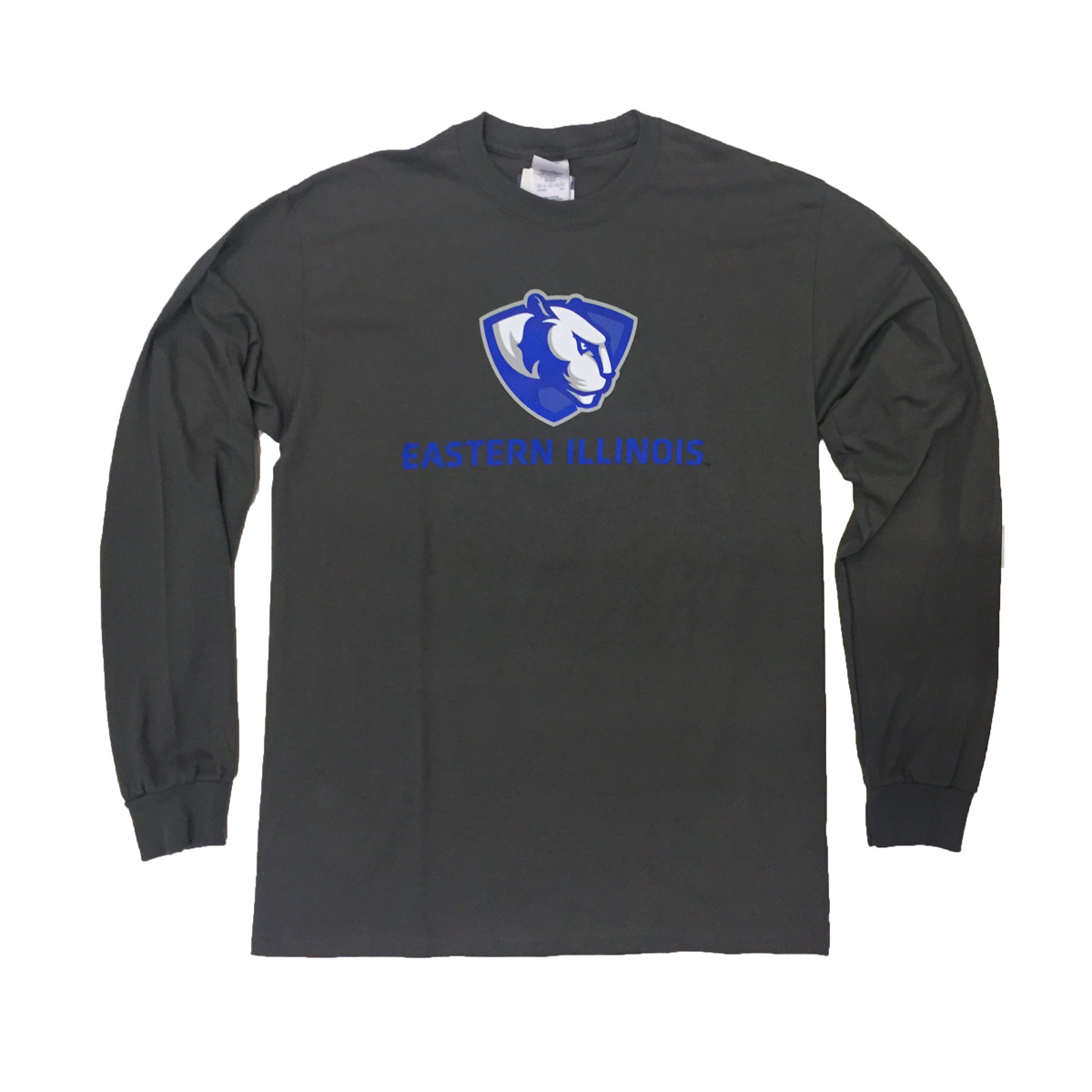 Image For LS Panther Logo Eastern Illinois - Grey