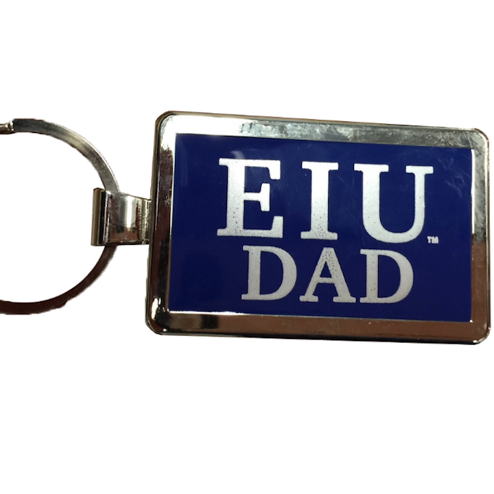 Image For KEYCHN DAD EIU RYL/SLVR