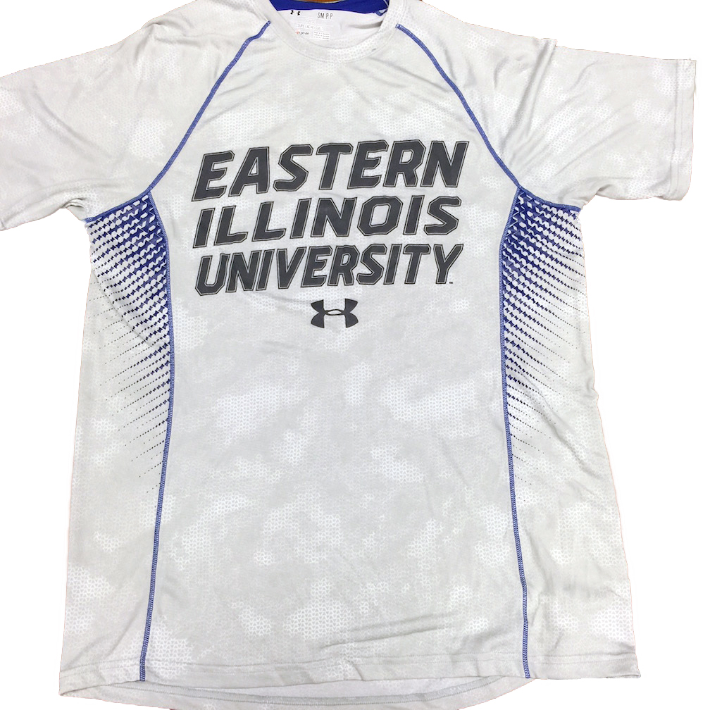 Cover Image For EASTERN ILLINOIS UNIVERSITY ADIDAS GRAY