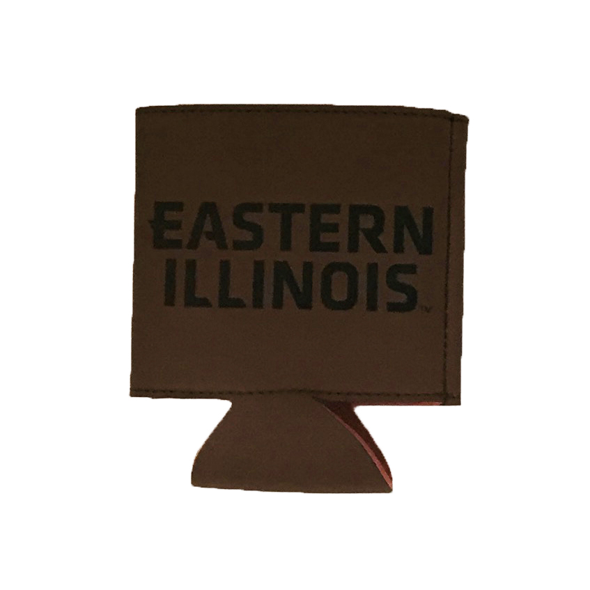 Image For Brown Eastern Illinois Koozie