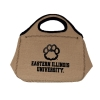 Image for EIU Burlap Tote - Lunch Box