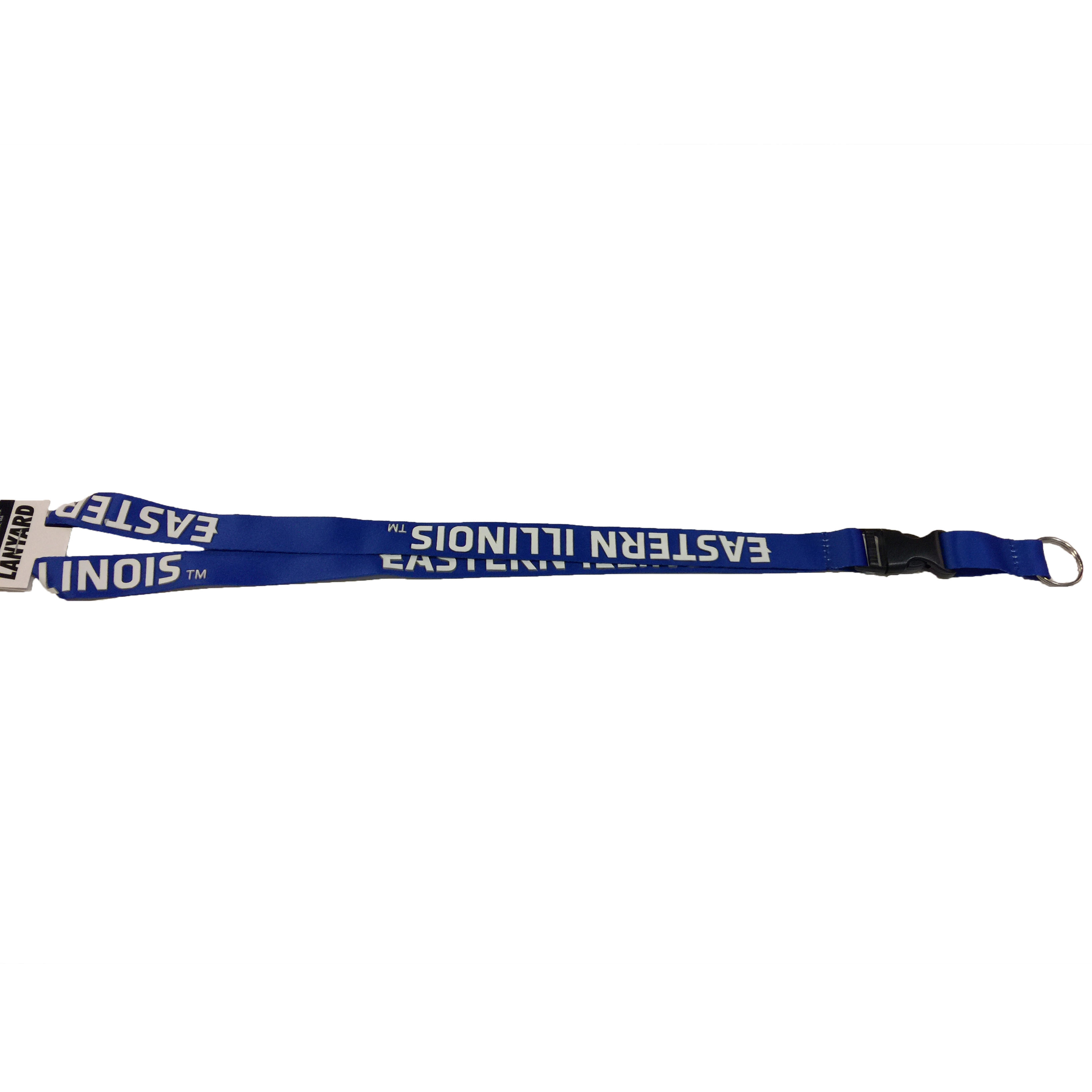 Image For EASTERN ILLINOIS ROYAL LANYARD