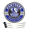 Image for Panthers Dart Board - Est. 1895
