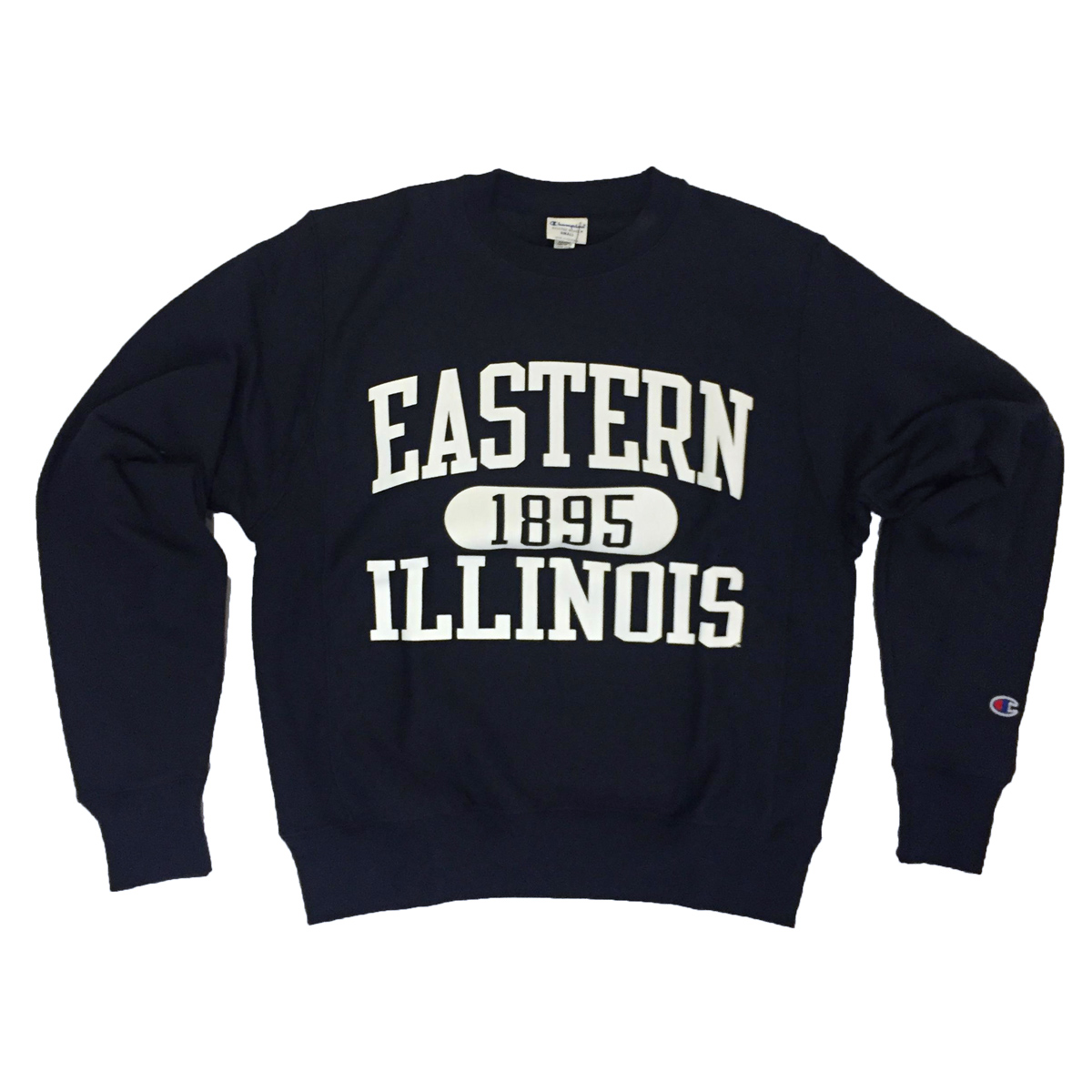 Image For Eastern - 1895 - Illinois Crew Neck Sweatshirt