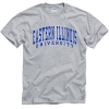 Cover Image for Arched EIU Hoodie Blue