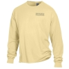 Image for EI YELLOW FLORAL LS T