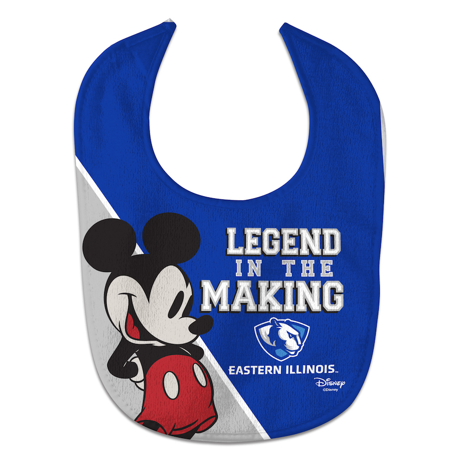 Image For Mickey Baby Bib