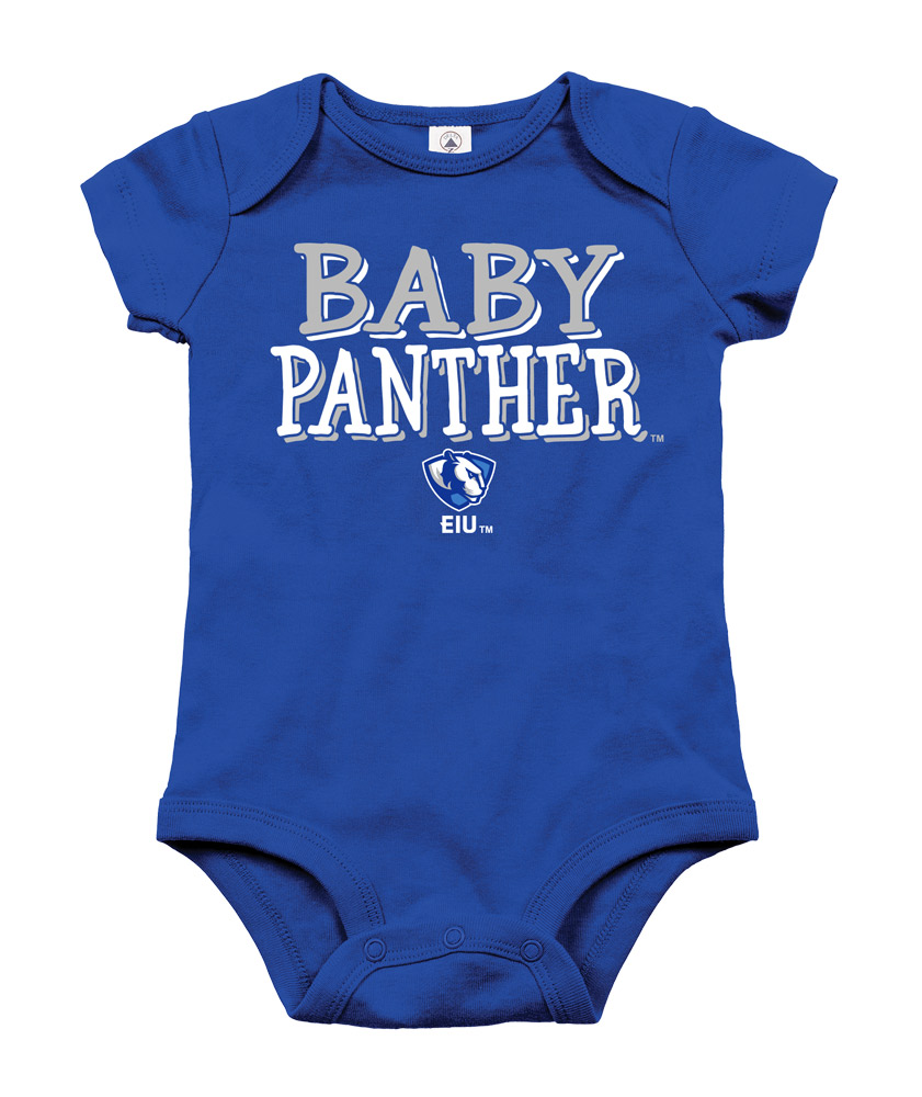 Image For BABY PANTHER ONESIE PLEIU