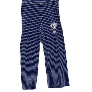 Image For Panther Logo-EIU Blue pants