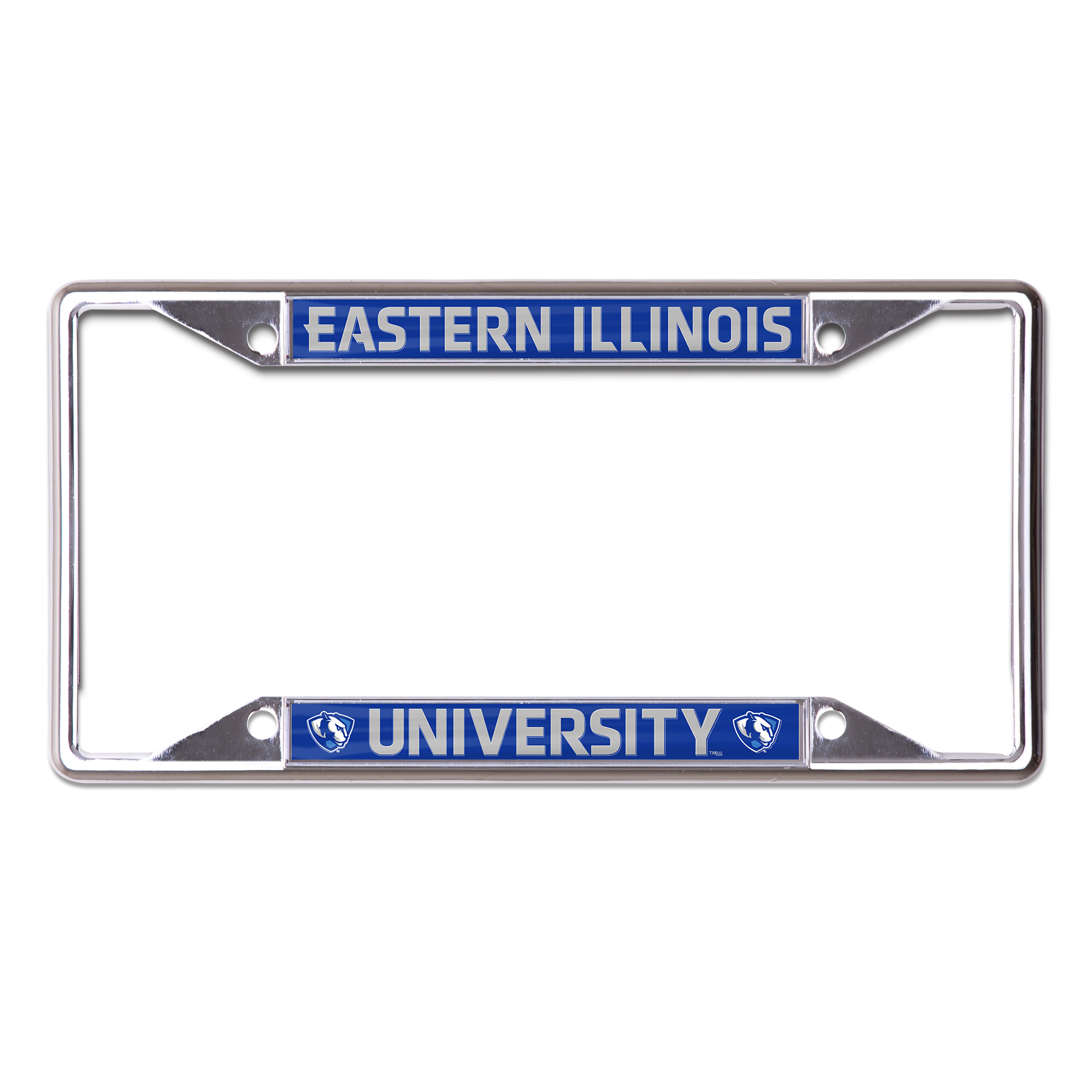 Image For Easter Illinois University License Plate