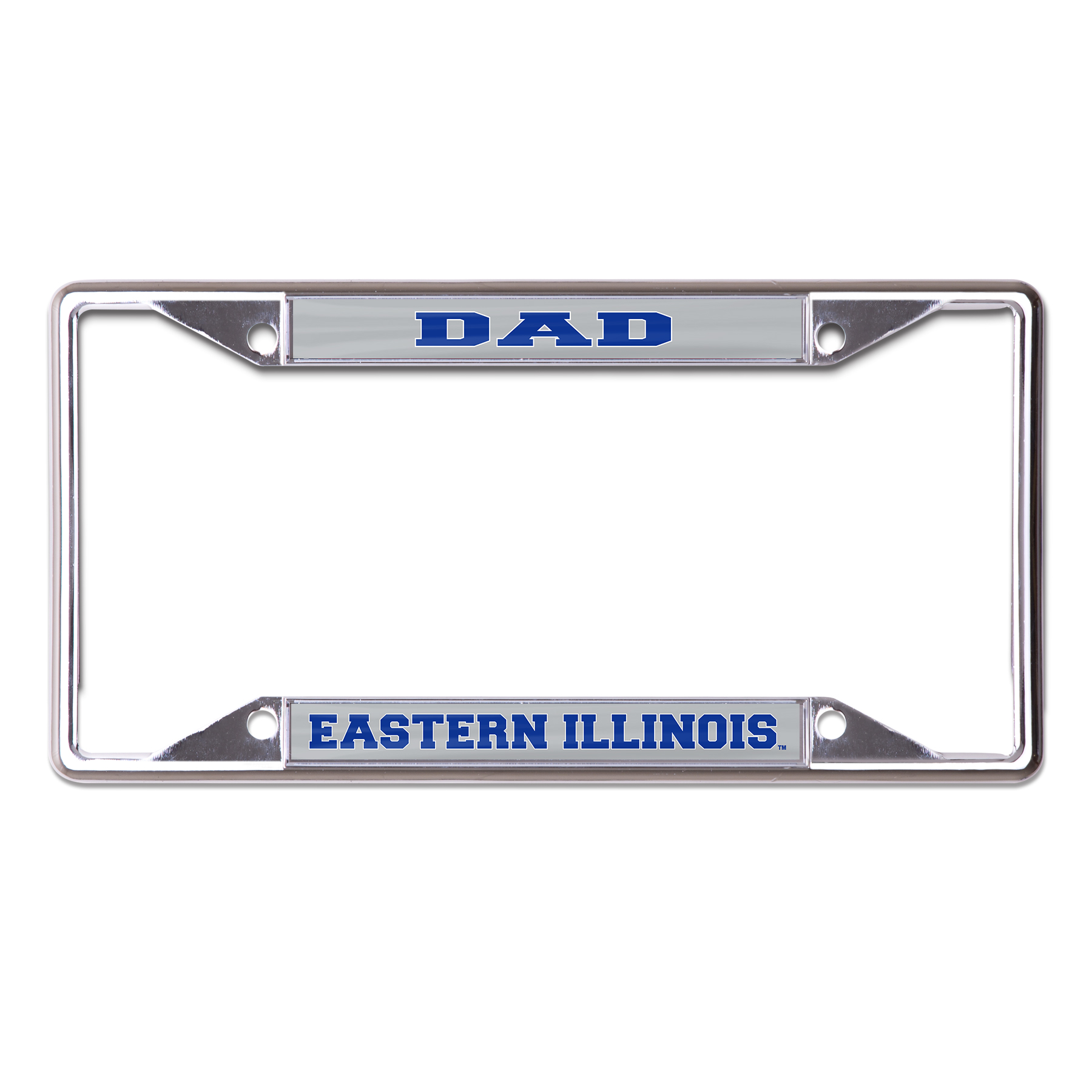 Image For Eastern Illinois Dad License Plate