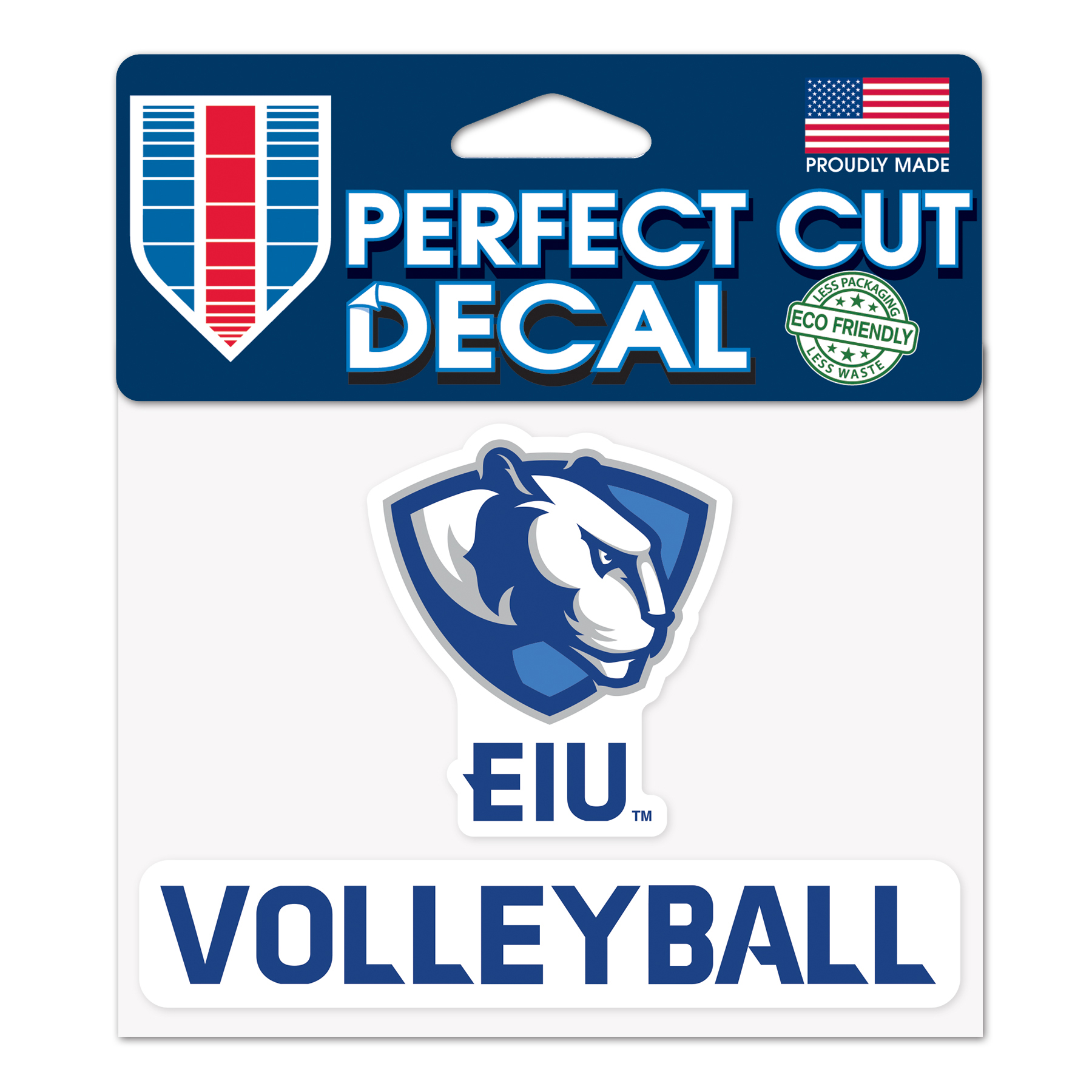 Image For DECAL PL VOLLEYBALL