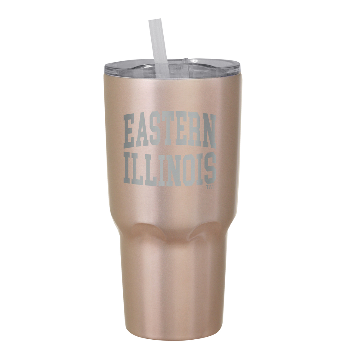 Image For Eastern Illinois Tumbler Rose Gold