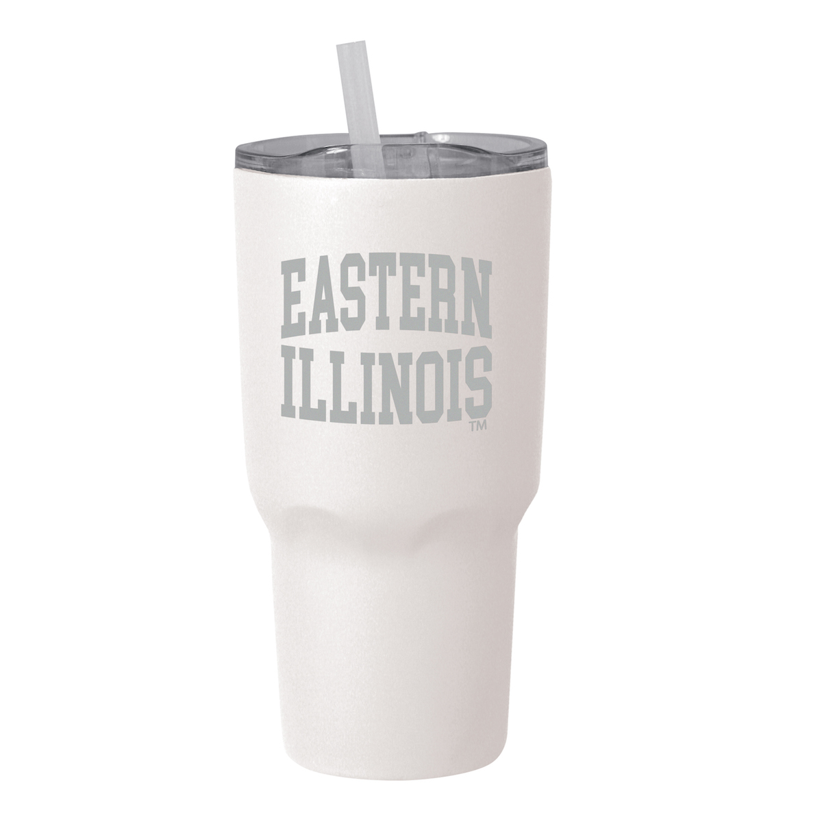 Image For Eastern Illinois Tumbler White