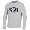 Cover Image for Champion White Eastern Illinois Long Sleeve