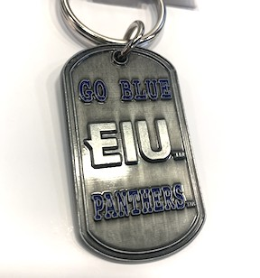 Image For KEY TAG GO BLUE/EIUP