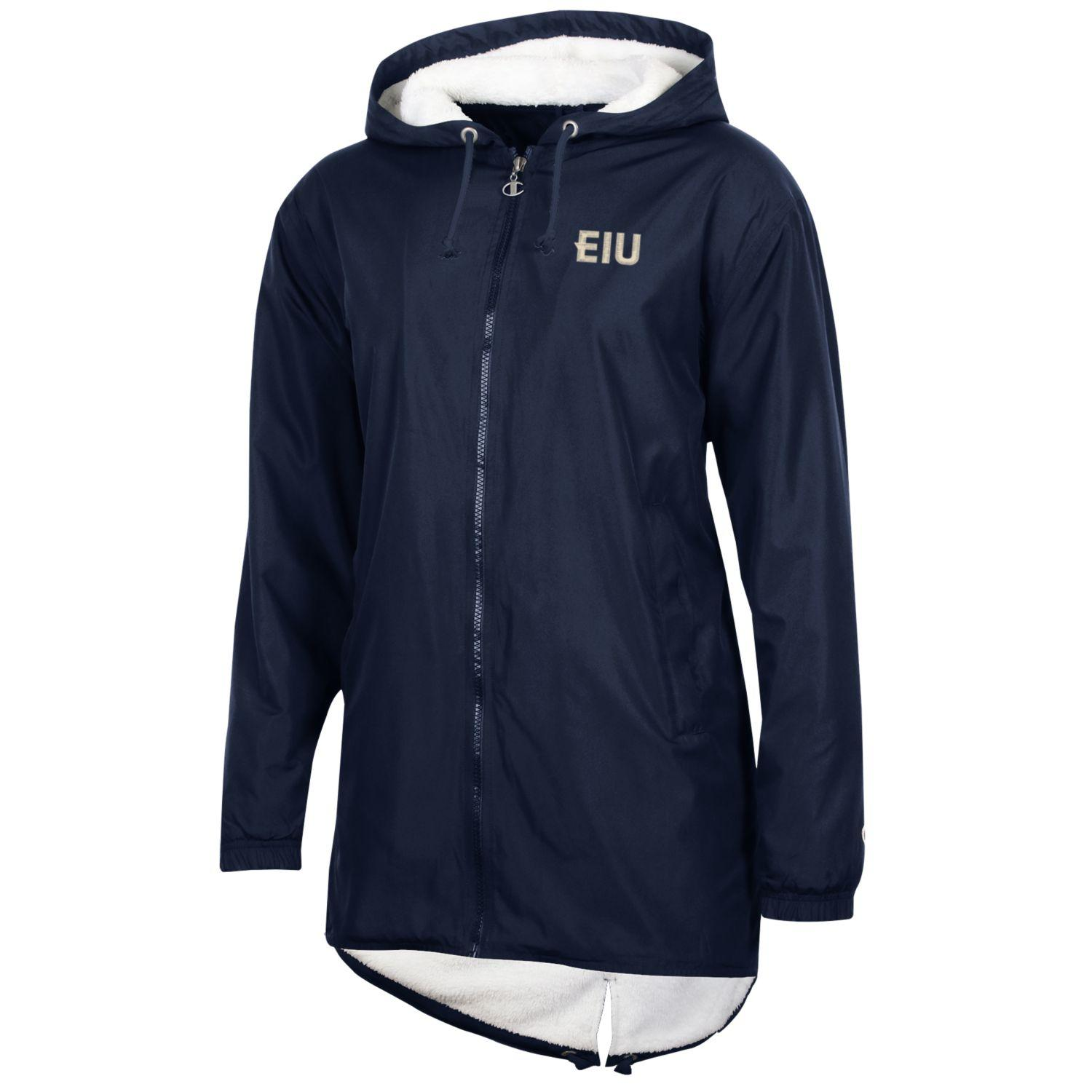 Image For EIU Sherpa Navy Jacket