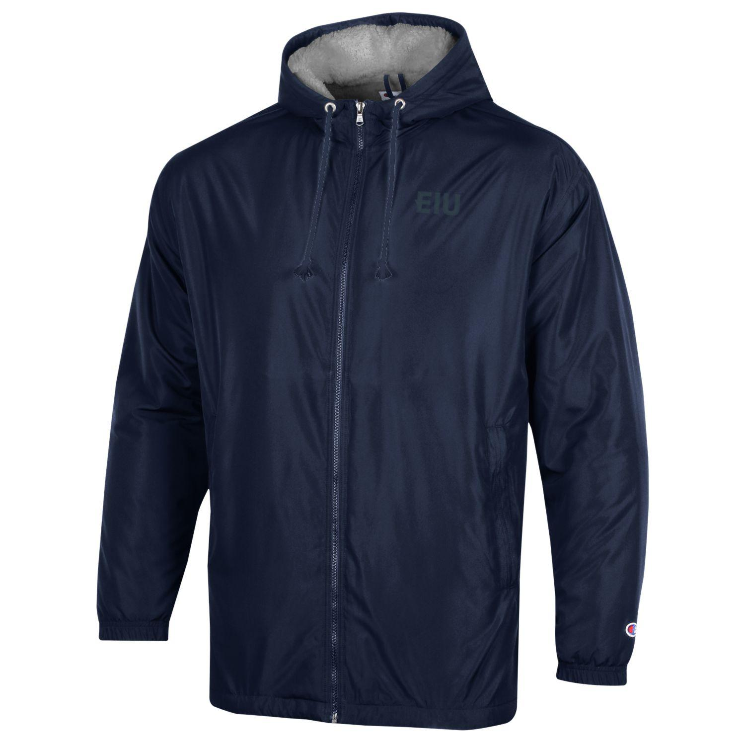 Image For EIU Sherpa Navy Jacket Mens