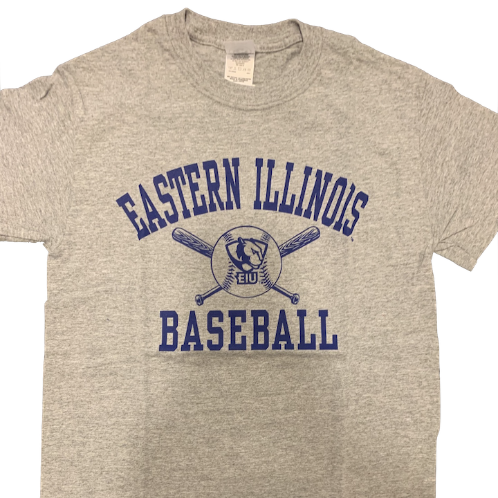 Image For EIU Baseball Short Sleeve Tee